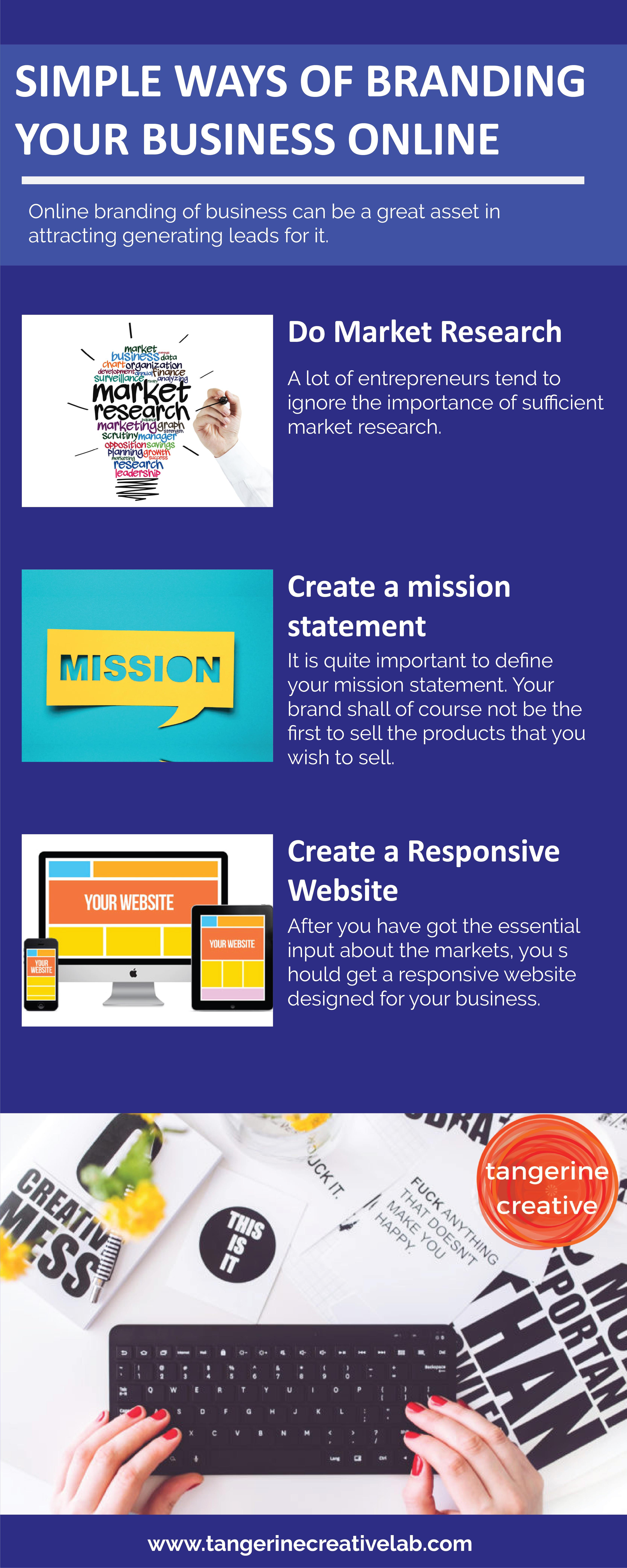 Online Branding for business
